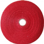 Red Hexagon Mop Mesh