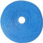 Blue Hexagon Mop Mesh