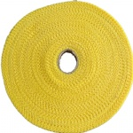 Yellow Hexagon Mop Mesh